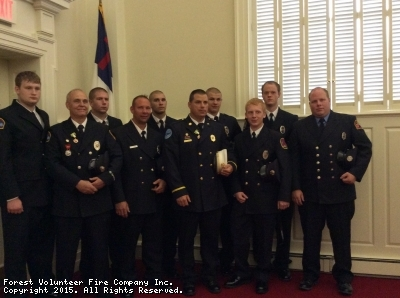 Bedford County Fire and Rescue Awards 2015